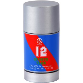 Bogner Sports Team 12 Men deodorante stick per uomo 75 ml