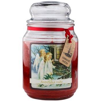 Bohemia Gifts & Cosmetics Angelic Glow candela profumata 510 g