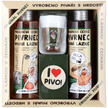 Bohemia Gifts & Cosmetics Pivrnec set di cosmetici VIII.