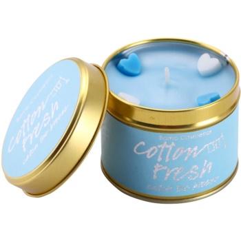 Bomb Cosmetics Cottom Fresh candela profumata