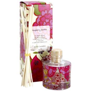 Bomb Cosmetics Raspberry Smoothie diffusore di aromi con ricarica 100 ml