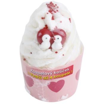 Bomb Cosmetics Hearts Cocoa bomba da bagno 110 g