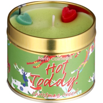 Bomb Cosmetics Hot Toddy! candela profumata