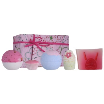 Bomb Cosmetics Pretty in Pink set di cosmetici I.