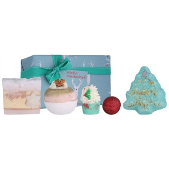 Bomb Cosmetics Winter Wonderland set di cosmetici I.