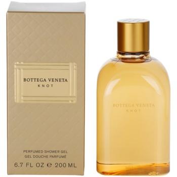 Bottega Veneta Knot gel doccia per donna 200 ml