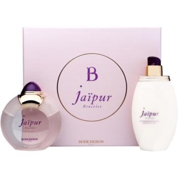 Boucheron Jaipur Bracelet kit regalo III. eau de parfum 100 ml + latte corpo 200 ml