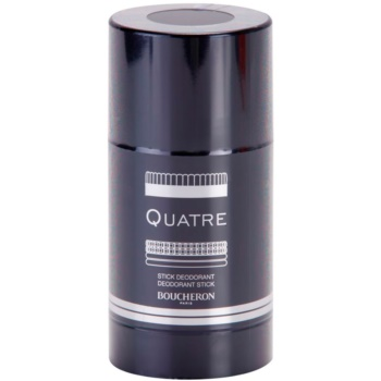Boucheron Quatre deodorante stick per uomo 75 g