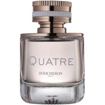 Boucheron Quatre eau de parfum per donna 50 ml