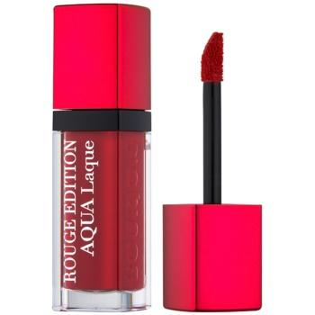 Bourjois Rouge Edition Aqua Laque rossetto idratante con brillantezza intensa colore 05 Red my lips 7,7 ml