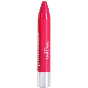 Bourjois Color Boost matitone per le labbra SPF 15 colore Fuchsia Libre 02 (Color Boost Glossy Finish Lipstick) 2,75 g