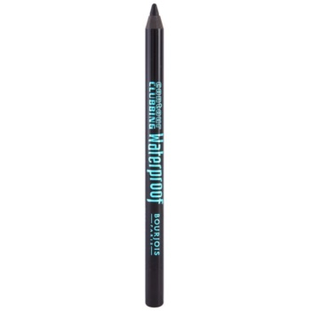 Bourjois Contour Clubbing matita per occhi waterproof colore 41 Black Party 1,2 g