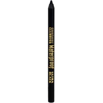 Bourjois Contour Clubbing matita per occhi waterproof colore 54 Ultra Black 1,2 g