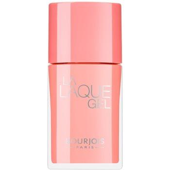 Bourjois La Lacque Gel smalto per unghie lunga tenuta colore 14 Pink Pocket 10 ml