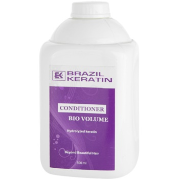 Brazil Keratin Bio Volume balsamo volumizzante (Conditioner) 500 ml