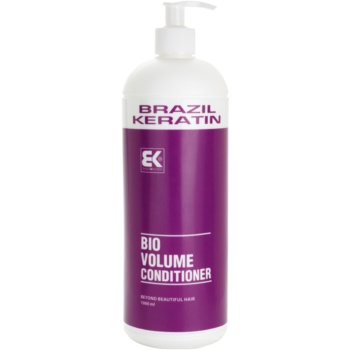 Brazil Keratin Bio Volume balsamo volumizzante (Conditioner) 1000 ml