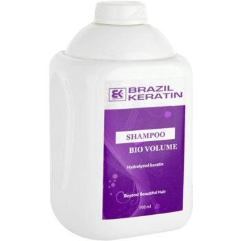 Brazil Keratin Bio Volume shampoo volumizzante (Shampoo) 500 ml