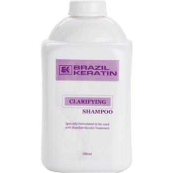 Brazil Keratin Clarifying shampoo detergente (Shampoo) 500 ml