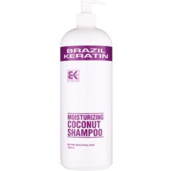 Brazil Keratin Coco shampoo per capelli rovinati (Shampoo) 1000 ml
