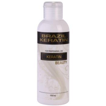 Brazil Keratin Beauty Keratin trattamento rigenerante per capelli rovinati (Keratin) 150 ml