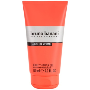 Bruno Banani Absolute Woman gel doccia per donna 150 ml
