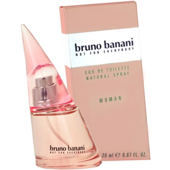 Bruno Banani Bruno Banani Woman eau de toilette per donna 20 ml