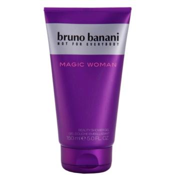 Bruno Banani Magic Woman gel doccia per donna 150 ml