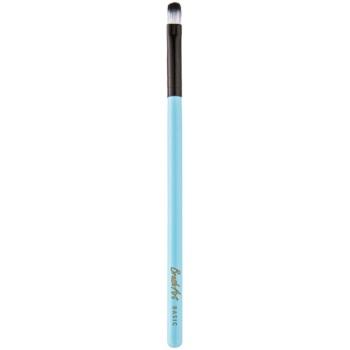 BrushArt Basic Light Blue pennello per le sfumature di ombretto (Detail Brush)