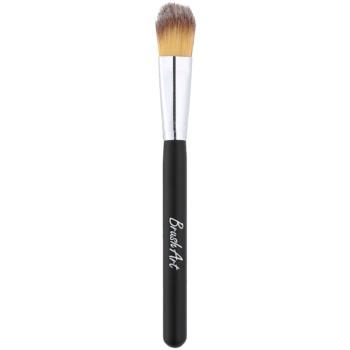 BrushArt Face pennello per fondotinta liquido e in crema AP-F002 (Foundation Brush)
