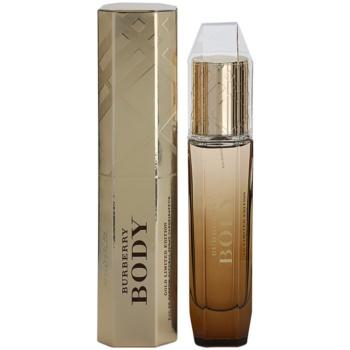 Burberry Body Gold Limited Edition eau de parfum per donna 60 ml