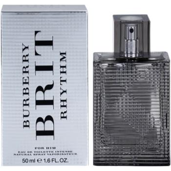 Burberry Brit Rhythm for Him Intense eau de toilette per uomo 50 ml