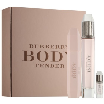 Burberry Body Tender kit regalo IV eau de toilette 85 ml + latte corpo 60 ml + eau de toilette 4,5 ml