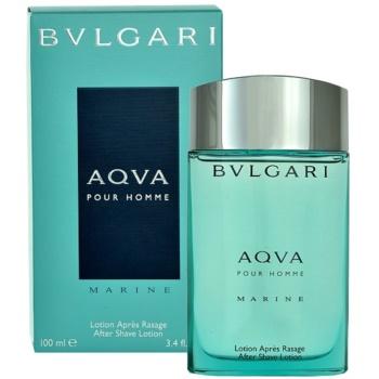 Bvlgari AQVA Marine Pour Homme lozione post-rasatura per uomo 100 ml