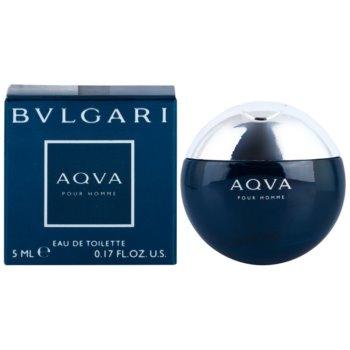 Bvlgari AQVA Pour Homme eau de toilette per uomo 5 ml