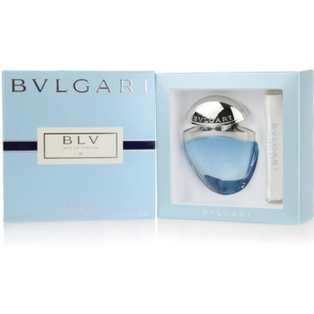 Bvlgari BLV II eau de parfum per donna 25 ml + sacchetto in raso