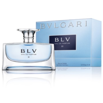 Bvlgari BLV II eau de parfum per donna 50 ml