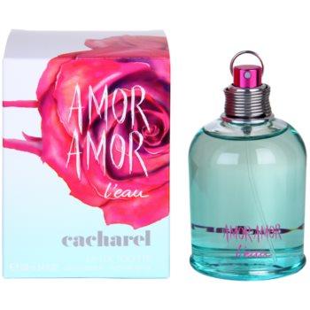 Cacharel Amor Amor L'Eau eau de toilette per donna 100 ml