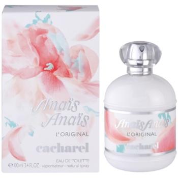 Cacharel Anais Anais L'Original eau de toilette per donna 100 ml