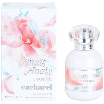 Cacharel Anais Anais L'Original eau de toilette per donna 30 ml