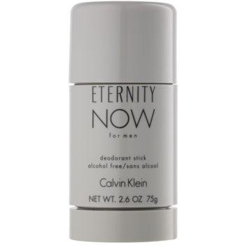 Calvin Klein Eternity Now deodorante stick per uomo 75 g