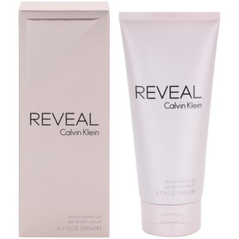 Calvin Klein Reveal gel doccia per donna 200 ml