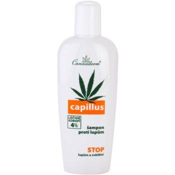 Cannaderm Capillus shampoo contro la forfora 150 ml