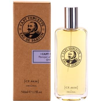 Captain Fawcett Captain Fawcett's Eau de Parfum eau de parfum per uomo 50 ml