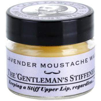 Captain Fawcett Moustache Wax cera per baffi (Lavender Moustache Wax) 15 ml