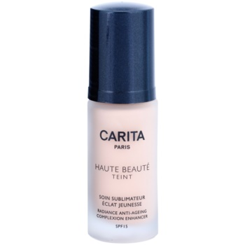 Carita Haute Beauté Teint fondotinta antirughe SPF 15 colore 002 Beige (Perfect Finish) 30 ml