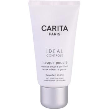 Carita Ideal Controle maschera detergente per pelli miste e grasse (Powder Mask) 50 ml