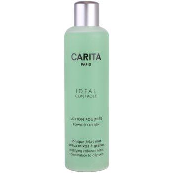 Carita Ideal Controle lozione tonica per pelli miste e grasse (Powder Lotion) 200 ml