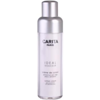 Carita Ideal Douceur crema antirughe per pelli sensibili (Cotton Cream) 50 ml