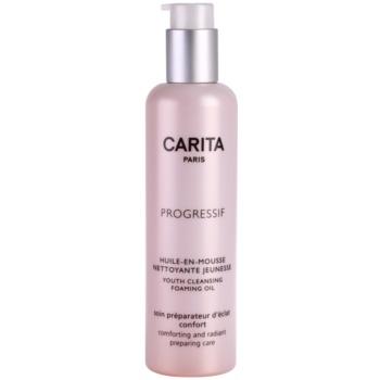 Carita Progressif Cleaners olio detergente lenitivo (Comforting And Radiant Preparing Care) 200 ml