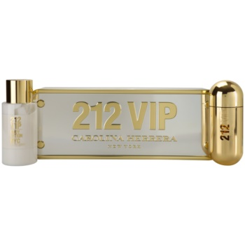 Carolina Herrera 212 VIP kit regalo I eau de parfum 80 ml + latte corpo 200 ml
